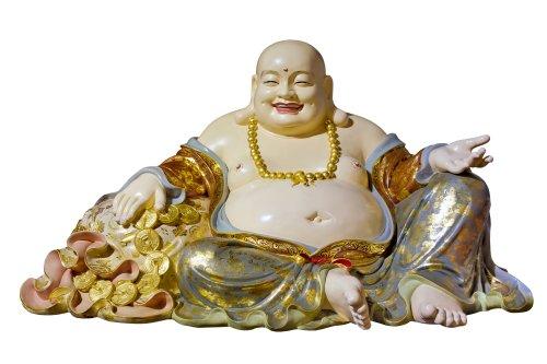 Ảnh chụp Tượng Phật Di Lặc
