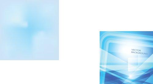 Vector nền màu xanh