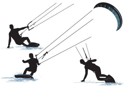 Vector môn thể thao mạo hiểm