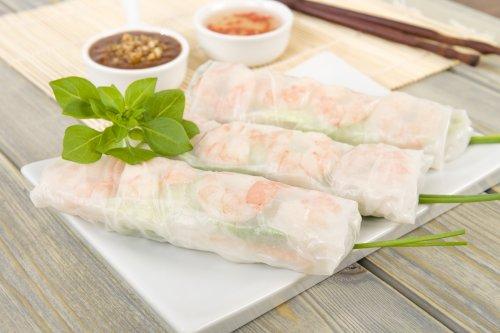 Ảnh chụp gỏi cuốn, Món ăn Việt Nam