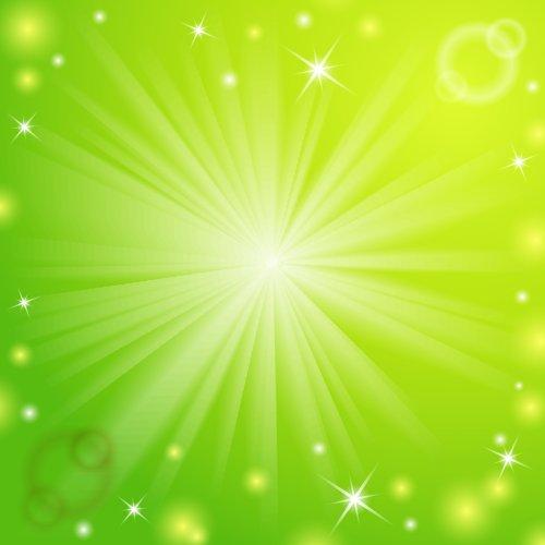 Vector tóm tắt ảo thuật nền sáng