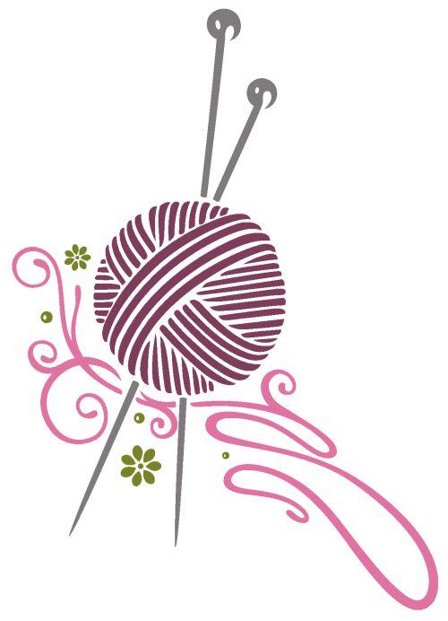 Vector len màu tím với kim đan