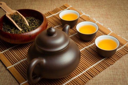 Ảnh trà đạo, văn hoá truyền thống châu Á