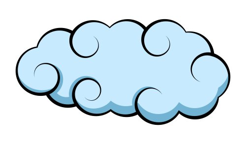 Vector đám mây