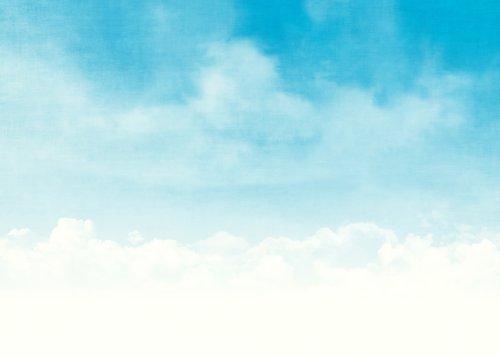 Ảnh chụp bầu trời xanh và mây