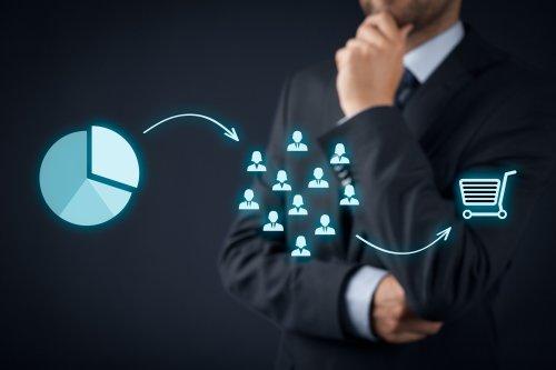 Hình ảnh Chiến lược tiếp thị ,phân đoạn, nhắm mục tiêu và định vị.