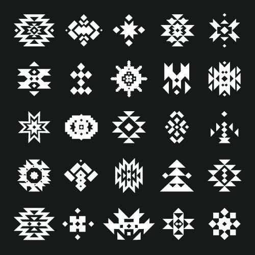 Vector các yếu tố hình học trừu tượng
