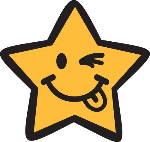 Vector ngôi sao hoạt hình nhấp nháy