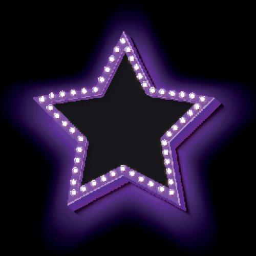 Vector biểu tượng cổ điển của một ngôi sao