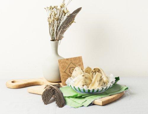 Ảnh chụp Tổ yến, một món ăn sang trọng từ thiên nhiên