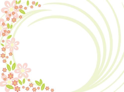 Vector- nền hoa mùa xuân trừu tượng .
