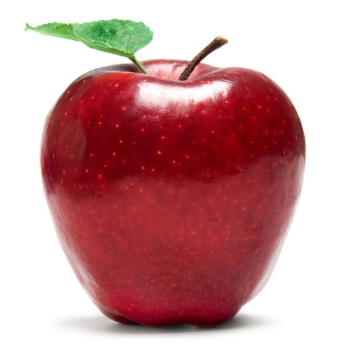 Hình ảnh quả táo đỏ tươi