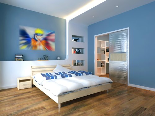 Hình ảnh nội thất phòng ngủ