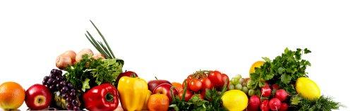 Ảnh chụp thực phẩm sinh học , đầy màu sắc