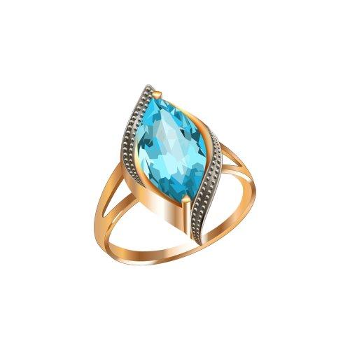 Ảnh nhẫn vàng đính viên kim cương lớn hình thoi, file PNG