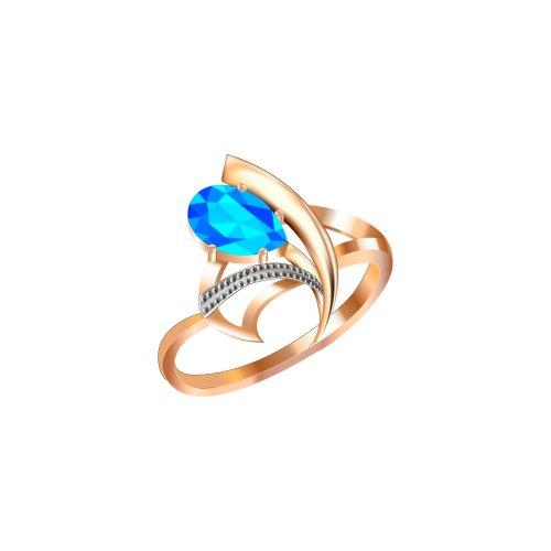 Hình ảnh PNG nhẫn vàng kiểu có đính viên ngọc màu xanh