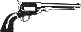 Vector súng cổ