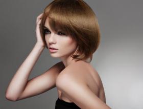 Hình ảnh Người đẹp với kiểu tóc ngắn
