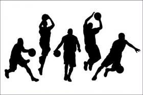 Vector - Vector minh hoạ của người chơi bóng rổ