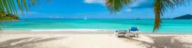 Ảnh chụp thiên đường bãi biển nhiệt đới